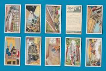 Collectable Tobacco Cigarette cards How Films are made 1934